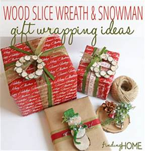 Quick & Easy Holiday Gift Wrapping Ideas Personalized