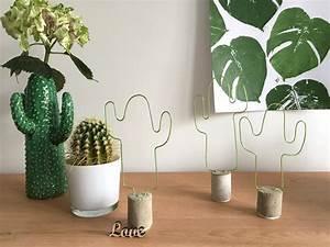 Basteln Mit Draht : einen kaktus aus beton und draht basteln hello mime ~ Lizthompson.info Haus und Dekorationen