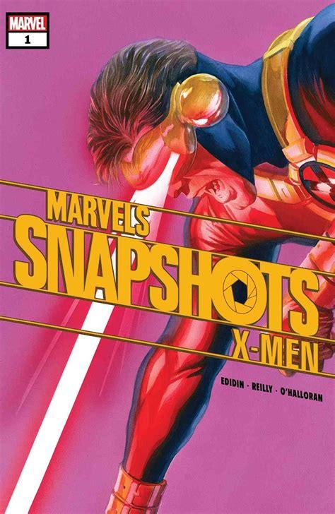 marvel snapshots marvels comic snapshot comics peek sneak writing jay ross alex edidin maybe borrowing random tags author september rest