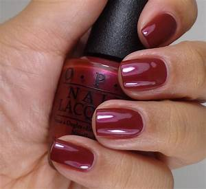 OPI Nordic Collection - Of Life and Lacquer  Opi