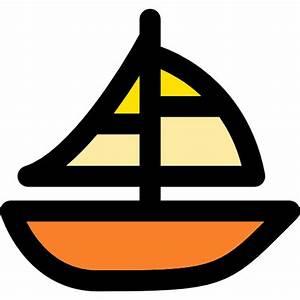 Sailboat - Free transport icons