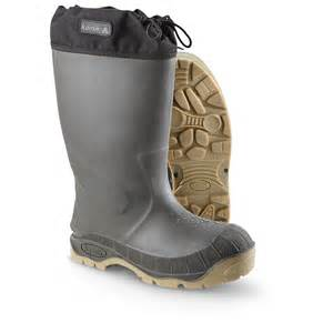 lined rubber boots canada s 39 s kamik goliath 1 waterproof insulated boots 207448 rubber boots at sportsman 39 s guide