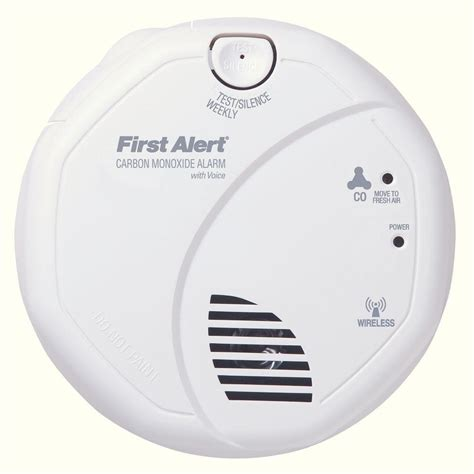 First Alert Wireless Interconnect Carbon Monoxide Detector