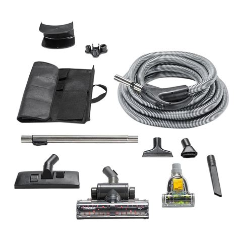 Central Vaccum by Gv 30 Ft Central Vacuum Hose For Any Central Vacuum
