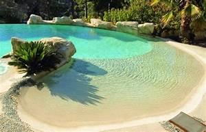Bache De Paillage Pas Cher : bacmarin un bassin lagon chez soi ~ Edinachiropracticcenter.com Idées de Décoration