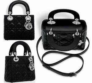 Bag Versus: Dior Lily versus Lady Dior   Spotted Fashion