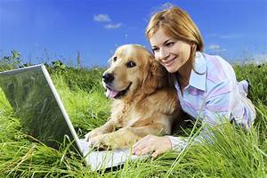 Critter Consulting » Blog Archive » Woman and dog resting ...