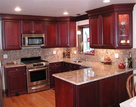 popular stain colors for kitchen cabinets kitchen colors with cherry cabinets desjar interior