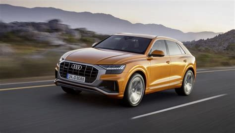 2019 Audi Q8 Here Are The First Photos  The Torque Report