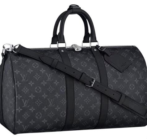 louis vuitton keepall travel bags      tradesy