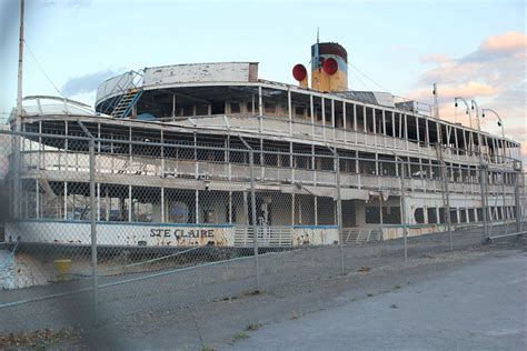 Old Boblo Boat by Exclusive Jobbiecrew Photos Old Detroit Boblo Boat