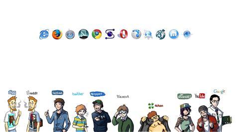 reddit, Facebook, Twitter, MySpace, Wikipedia, 4chan ...