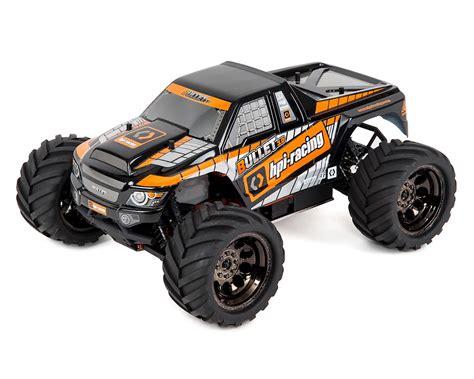 nitro monster bullet mt 3 0 rtr 1 10 scale 4wd nitro monster truck by
