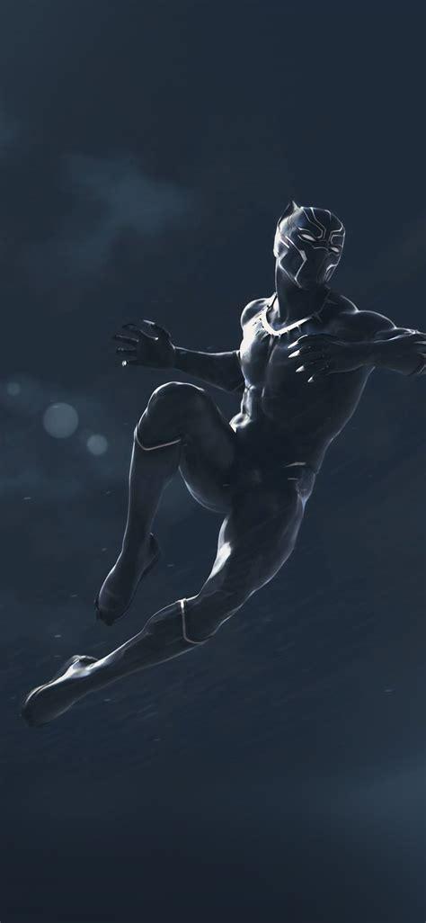 bd marvel blackpanther dark art illustration wallpaper