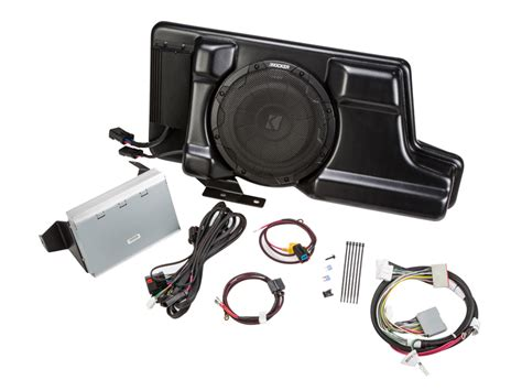 kicker vss powerstage powered