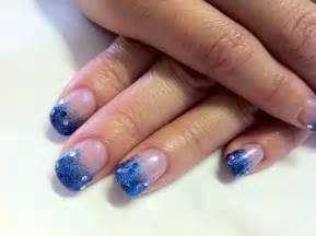 Brush Polish Cnd Shellac Nail Art Glitter Fade Mermaid Style Blue Nail Designs To Beauty Your Nails