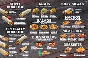 Taco Bell Locations In The United States Locations In UK ...