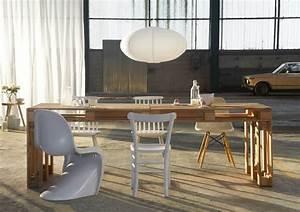 Fab Design Möbel : m bel aus europaletten f r industriell inspirierten wohnstil ~ Sanjose-hotels-ca.com Haus und Dekorationen