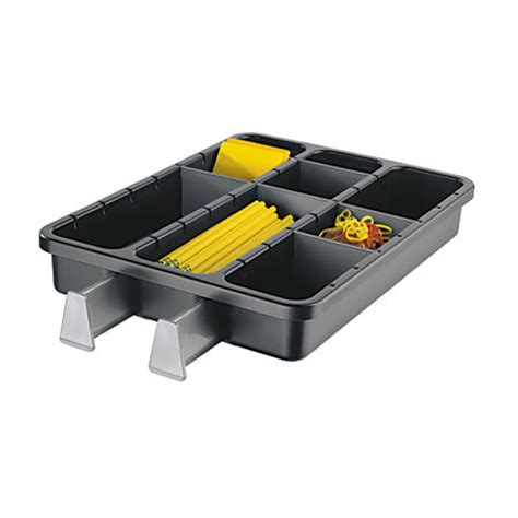 office depot desk drawer organizer office depot brand 9 compartment drawer organizer with