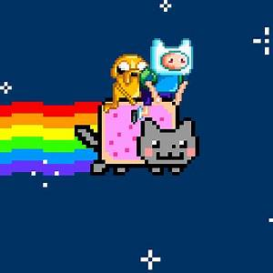 Swedish-Nyan-Cat GIFs - Find & Share on GIPHY