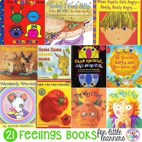 feelings books for learners preschool pre k and 240 | Feelings Books Cover Edited V2