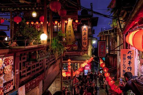 spirited  jiufen taiwan morgan calliope flickr