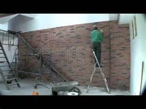 atelier chambourdin pose parement brique et cr 233 ation escalier