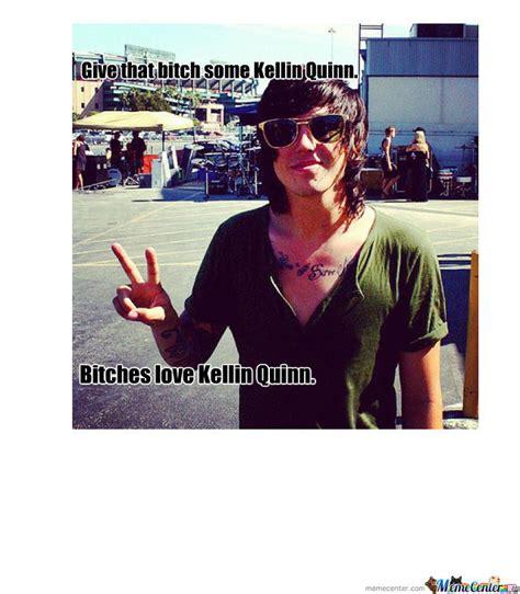 Kellin Quinn Meme - kellin quinn by sieraisamuffin meme center