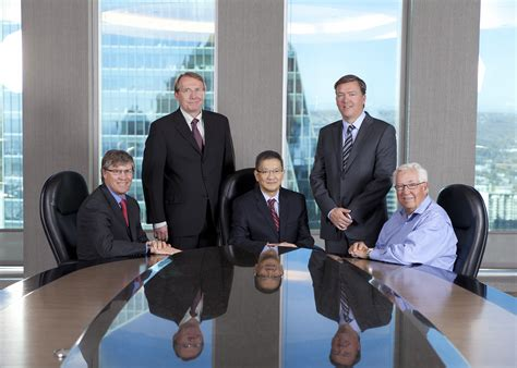 Board Of Directors  Cavalier Energy Inc
