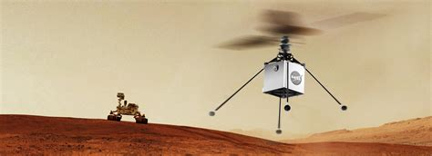 lecture mars helicopter scout