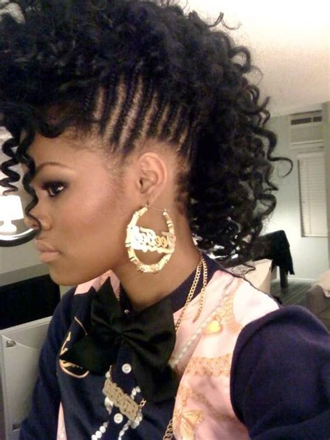 Black 80s Hairstyles by Black Hairstyles From The 80 S Black Braid Hairstyles 2