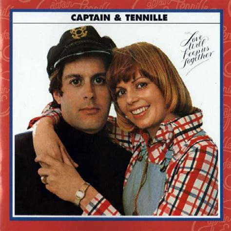 captain  tennille love     album cover