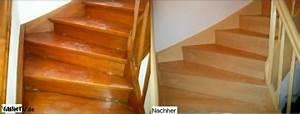 Holztreppe Abschleifen Und Neu Lackieren : alte holztreppe schritt f r schritt sanieren und renovieren fu boden material ~ Orissabook.com Haus und Dekorationen