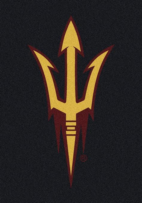 Buy Arizona State University Sun Devils Logo Rugs Online