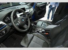 IAA 2015 BMW X1 F48 mit M Sport Paket in Estorilblau, bmw