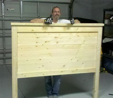 headboard plans woodoperating  technique  paper organization