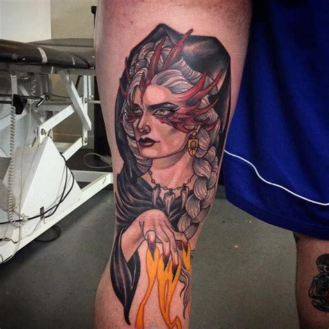 Dragon Lady Tattoo  Best Tattoo Ideas Gallery