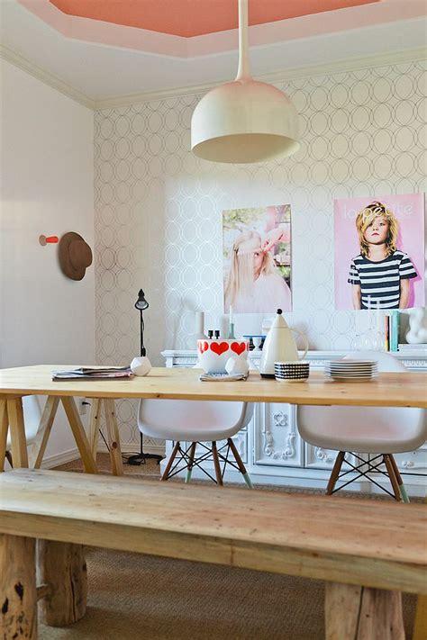 idees pour decorer  bureau avec  style scandinave