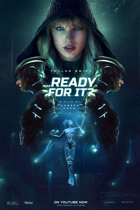 FlavsDesigns. — Taylor Swift - …Ready For It? Sci-fi movie ...