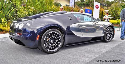 Exclusive! 2014 Bugatti Veyron Legend Ettore Bugatti In 45