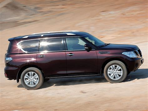 Check spelling or type a new query. NISSAN Patrol specs & photos - 2010, 2011, 2012, 2013 ...