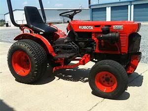 Kubota B7100hst-d Tractor Service Manual Download