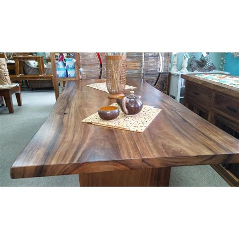 84 inch dining table monsoon wood dining table at elementfinefurniture 7382