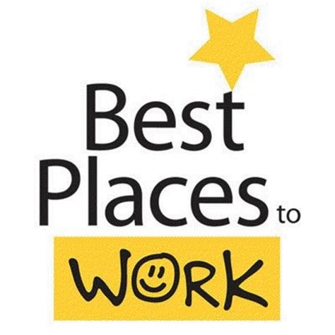 The Best Place To Work by Fortune Best Companies To Work For 171 Reputationxchange