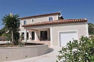 maison provencale moderne With couleur facade maison provencale 0 maison provencale moderne