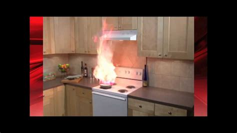 cooking fire stovetop firestop automatic fire suppression