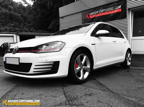golf 7 gti chiptuning golf 7 gti performance chip tuning in nrw