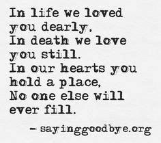 saying goodbye quotes death