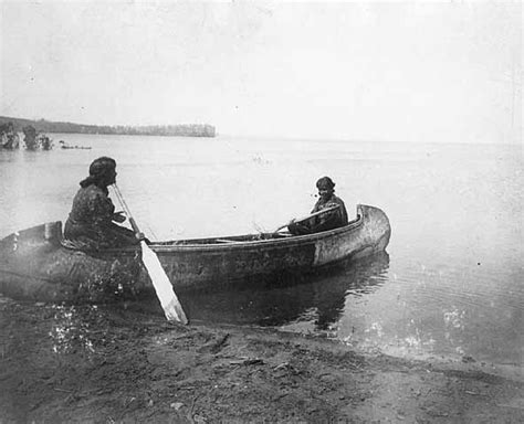 Canoes Made In Minnesota by Paul Buffalo Biography Tim Roufs Of