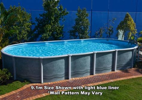 Resin Above Ground Swimming Pool